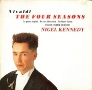 LP - Vivaldi - The Four Seasons (Nigel Kennedy)