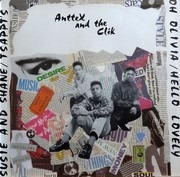 12inch Vinyl Single - Anttex & The Clik - Oh Olivia