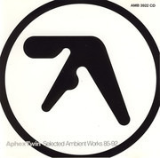 CD - Aphex Twin - Selected Ambient Works 85-92