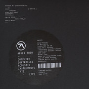 12inch Vinyl Single - Aphex Twin - Computer Controlled Acoustic Instruments Pt2 (EP) - Still Sealed