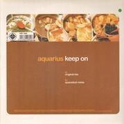 12inch Vinyl Single - Aquarius - Keep On