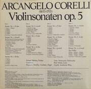 Double LP - Arcangelo Corelli , Eduard Melkus , Huguette Dreyfus , Garo Atmacayan , Karl Scheit , Capella Acade - Violinsonaten Op.5