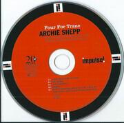 CD - Archie Shepp - Four For Trane - Digipak