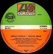 Double LP - Aretha Franklin - Amazing Grace - Club Sonderauflage