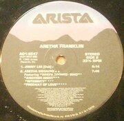 12'' - Aretha Franklin - Jimmy Lee