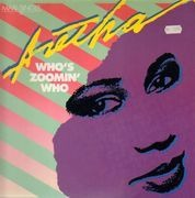 12inch Vinyl Single - Aretha Franklin - Who's Zoomin' Who