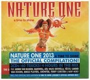 CD-Box - Armin Van Buuren / Dimitris Vegas / Hardwell a. o. - Nature One 2013 - A Time To Shine - Still Sealed