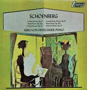 LP - Arnold Schoenberg , Jürg Von Vintschger - Piano Music
