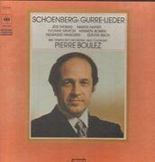 Double LP - Schoenberg - P. Boulez - Gurre-Lieder - Hardcoverbox + Booklet