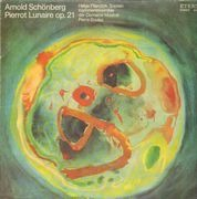 LP - Arnold Schönberg - Pierrot Lunaire op.21