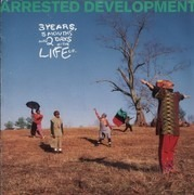 Double LP - Arrested Development - 3 Years, 5 Months And 2 Days In The Life Of...