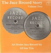 LP - Art Hodes - The Jazz Record Story, Volume Two