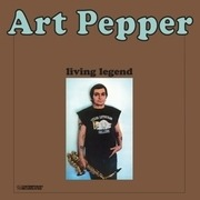 LP - Art Pepper - Living Legend - 180g