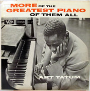 LP - Art Tatum - More Of The Greatest Piano Of Them All