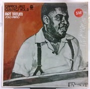 LP - Art Tatum - Solo Piano