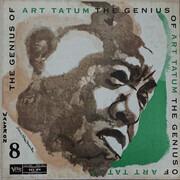 LP - Art Tatum - The Genius of Art Tatum #8