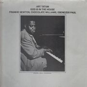 LP - Art Tatum - God Is In The House