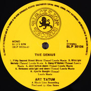 LP - Art Tatum - The Genius