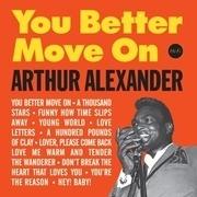 LP - Arthur Alexander - You Better Move On - 180g / 2 Bonus Tracks