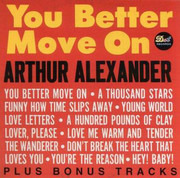 CD - Arthur Alexander - You Better Move On