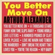 LP - Arthur Alexander - You Better Move On - HQ-Vinyl