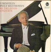 LP-Box - Arthur Rubinstein, Ludwig van Beethoven - Die 5 Klavierkonzerte - Box Set