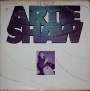 Double LP - Artie Shaw - The Best Of - Export Only