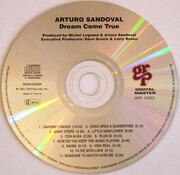 CD - Arturo Sandoval - Dream Come True