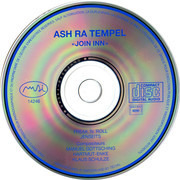 CD - Ash Ra Tempel - Join Inn - Still sealed
