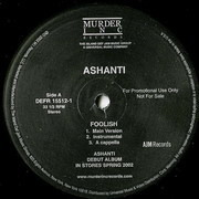 12'' - Ashanti - Foolish