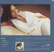 CD Single - Ashanti - Foolish