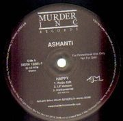 12'' - Ashanti - Happy / Call