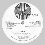 LP - Assagai - Assagai - Vertigo Swirl
