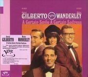 CD - Astrud Gilberto - A Certain Smile A Certain Sadness - Digipak