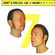 12'' - Atom Heart & Pink Elln - Live Vol.7 - Paris