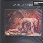 LP - Atomic Rooster - Death Walks Behind You - 180g