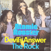 7'' - Atomic Rooster - Devil's Answer / The Rock