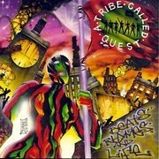 Double LP - A Tribe Called Quest - Beats, Rhymes And Life