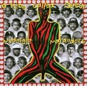 CD - A Tribe Called Quest - Midnight Marauders
