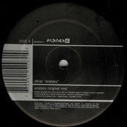 12inch Vinyl Single - Attias - Analysis