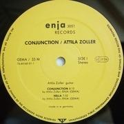 LP - Attila Zoller - Conjunction