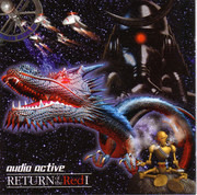 CD - Audio Active - Return Of The Red I