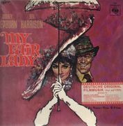 LP - Audrey Hepburn , Rex Harrison - My Fair Lady