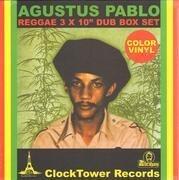 10'' - Augustus Pablo - Reggae Dub Box Set - BOXSET / RED, GREEN & YELLOW VINYL