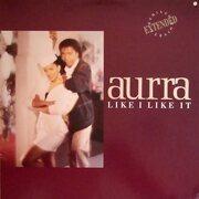 12'' - Aurra - Like I Like It