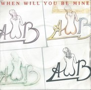 7inch Vinyl Single - Average White Band - When Will You Be Mine