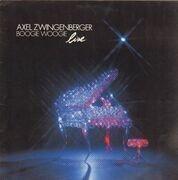 LP - Axel Zwingenberger - Boogie Woogie Live