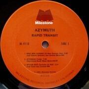 LP - Azymuth - Rapid Transit