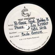 12'' - B Free Featuring Bobby B - Posse In Effect
