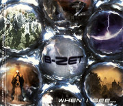 CD - B-Zet - When I See... - Second Edition, Digipak